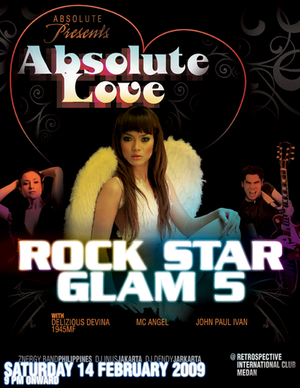 Rock Star Glam Flyer small